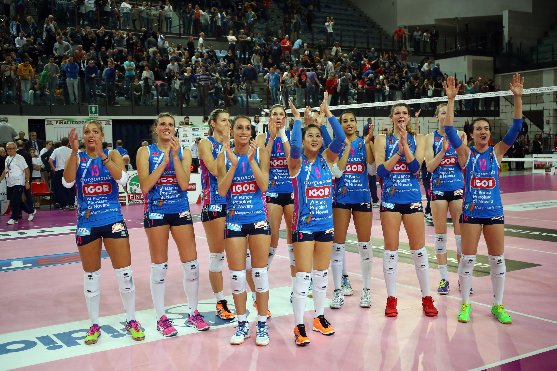 Stagione 2014 2015 Lega Pallavolo Serie A Femminile